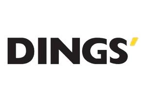 Dings Motion Logo