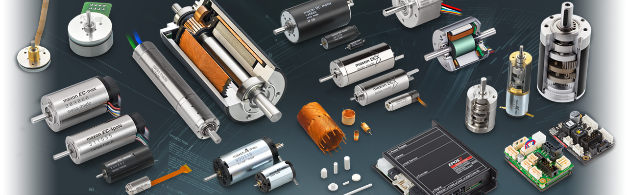 Maxon Motor Products