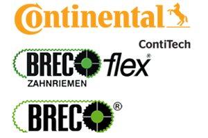 Synchroflex / Breco / Brecoflex Logo