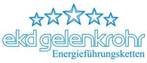 EKD Gelenkrohr Logo