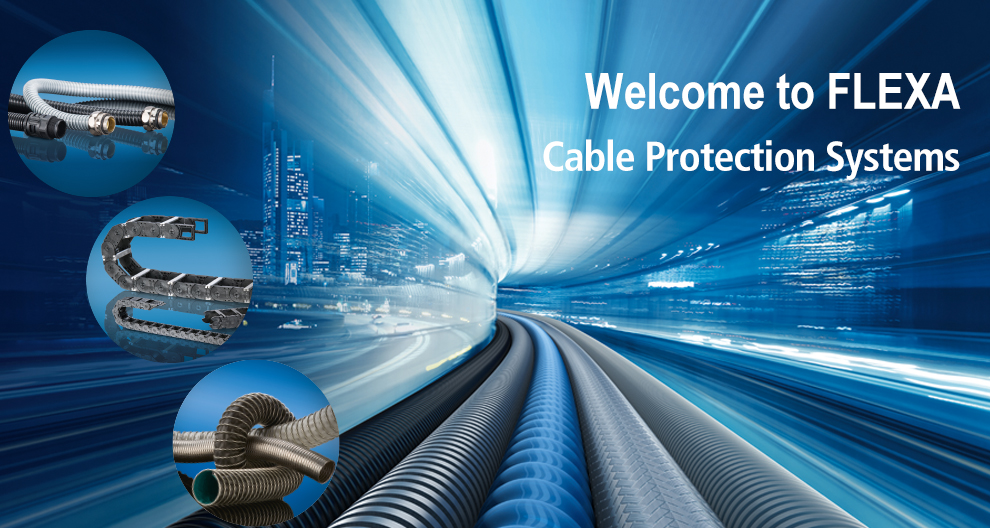 Flexa - Cable Protection Systems