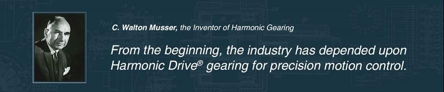 Harmonic Drive - C. Walton Musser