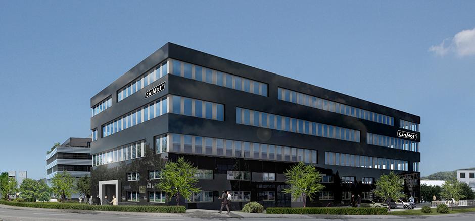 LinMot New Headquarter Swiss