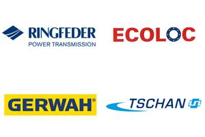 Ringfeder, Ecoloc, Gerwah & TSCHAN Logo