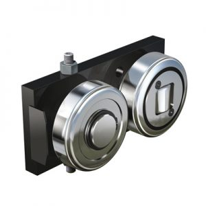WINKEL - Adjustable Winkel-Bearing Unit For All Standard Profiles