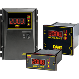 Dart Controls - MD10 / MD3 Digital DC Drive