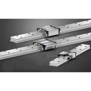 CPC - Wide 4-Row Ball Bearing Linear Guide