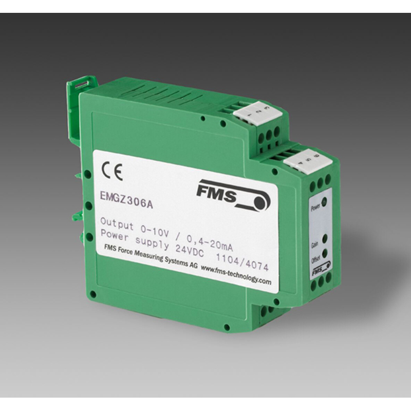 EMGZ306A Compact Tension Measuring Amplifier - Servo Dynamics