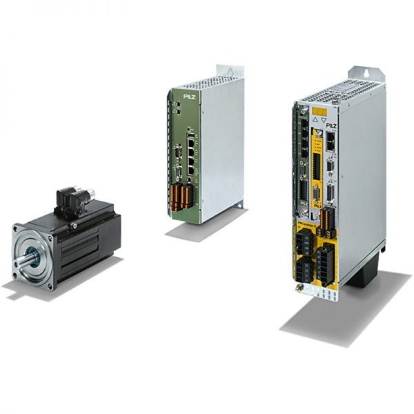 Motion Control Systems // Servo Motors // Servo Amplifiers // Software