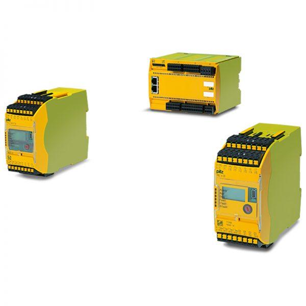 Pilz - Configurable Control Systems // Configurable Compact Systems // Configurable Safety Systems