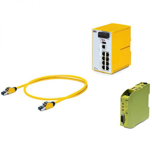 Pilz - Fieldbus & Ethernet Systems // Device Diagnostics Systems
