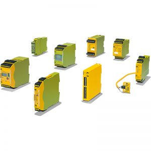 Pilz - Safety Relays // Monitoring Relays // Line Inspection Devices // Brake Control Devices
