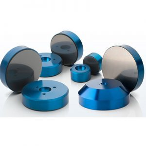 New Way Air Bearings - Flat Round Air Bearings