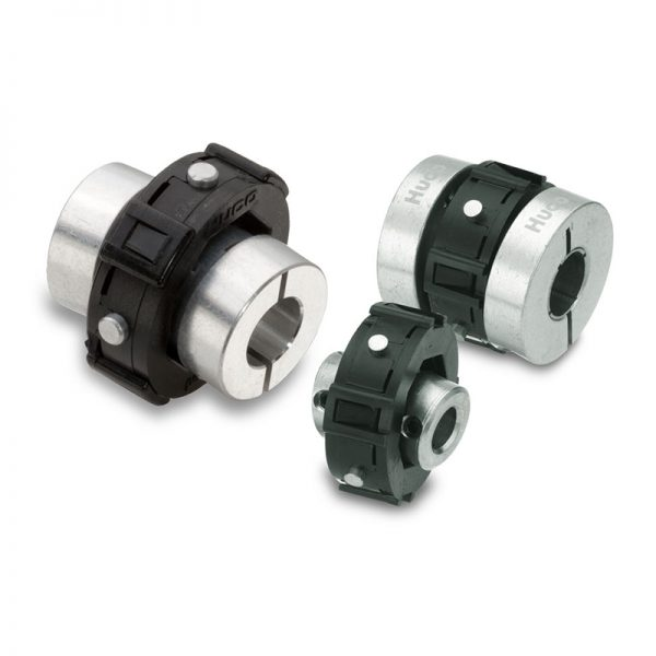 Huco - Universal / Lateral Offset Coupling