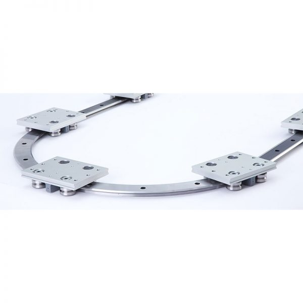 Linear & Ring Track System - PRT2 Precision Track Systems
