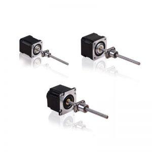 Hybrid Stepper Motor (Ballscrew Linear Actuators)