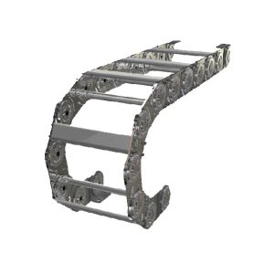 Cable Carrier - Steel Link Chain SLE