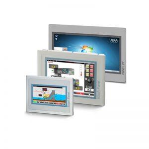 VIPA HMI: Visualisation & Accessories